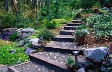 Pathway design ideas for your garden 37