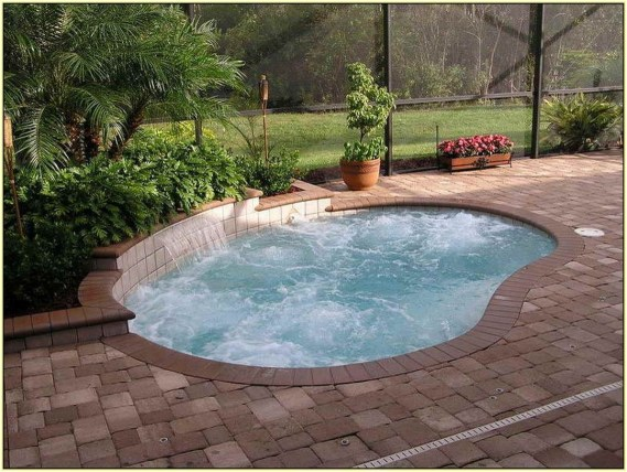 Refreshing plunge pool design ideas fo you to consider 47