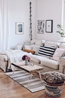 Scandinavian living room ideas you were looking for 46