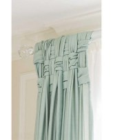 Smart and creative places to hang curtains other than window 17