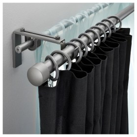 Smart and creative places to hang curtains other than window 37