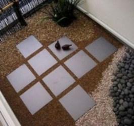 Simple rock garden decor ideas for your backyard 37