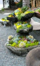 Simple rock garden decor ideas for your backyard 44