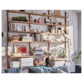 Smart and unusual book's storage ideas for book lovers 24