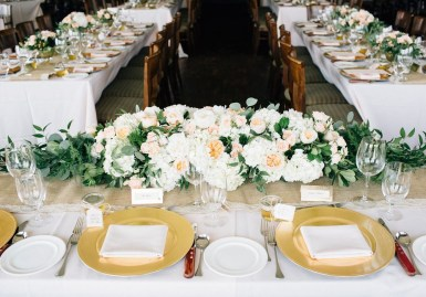 Charming rustic centerpieces that will fill up your tables 05