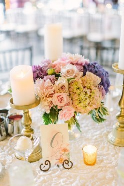 Charming rustic centerpieces that will fill up your tables 13
