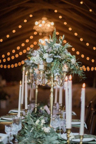 Charming rustic centerpieces that will fill up your tables 21