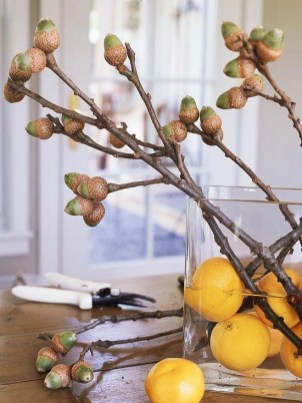 Charming rustic centerpieces that will fill up your tables 39