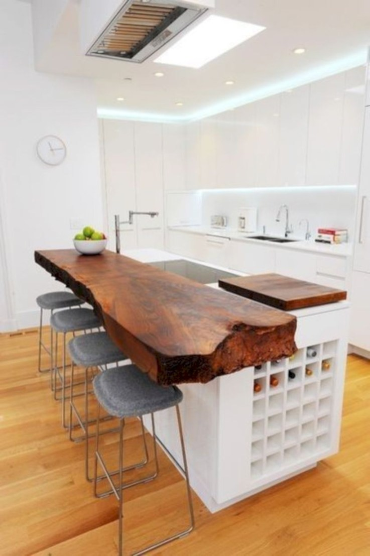Inventive kitchen countertop organizing ideas to keep it neat 19