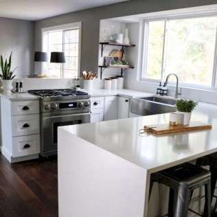 Inventive kitchen countertop organizing ideas to keep it neat 25