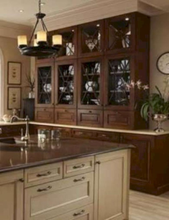 Inventive kitchen countertop organizing ideas to keep it neat 39