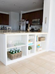 Inventive kitchen countertop organizing ideas to keep it neat 45
