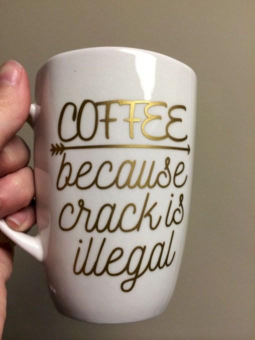 On a budget diy coffee mug holders you can easily make 16