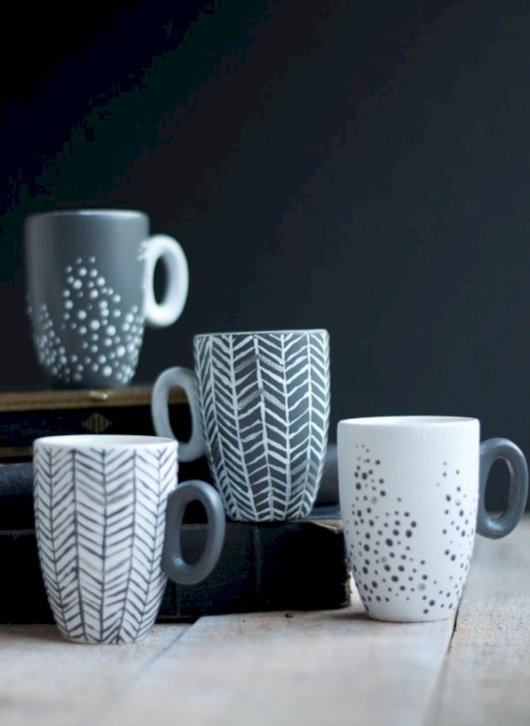 On a budget diy coffee mug holders you can easily make 23