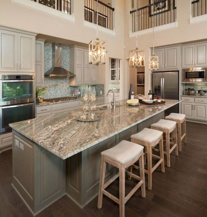 11 Unique Kitchen Island Ideas to Fill Your Extra Space In ...