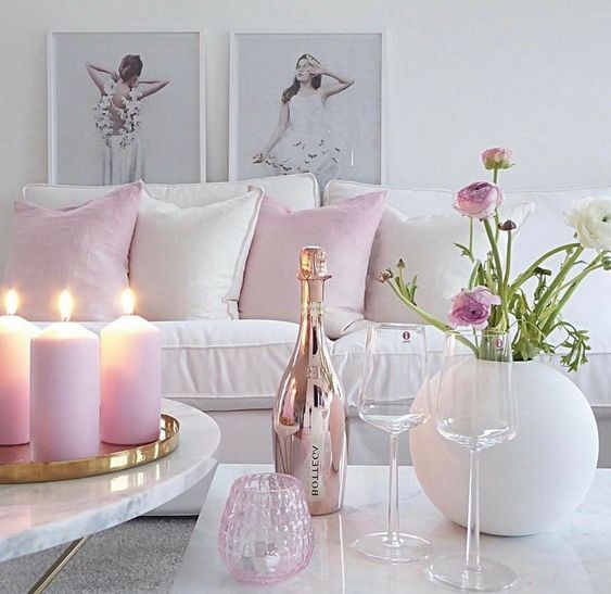 11 Spring Home Decor Ideas With Pastel Color Godiygo Com