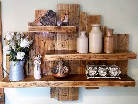 11 Creative And Easy Diy Pallet Wall Art Ideas To Try Godiygocom