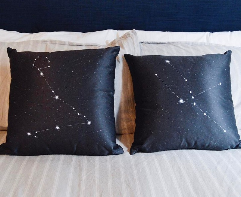 Constellation Throw Pillows