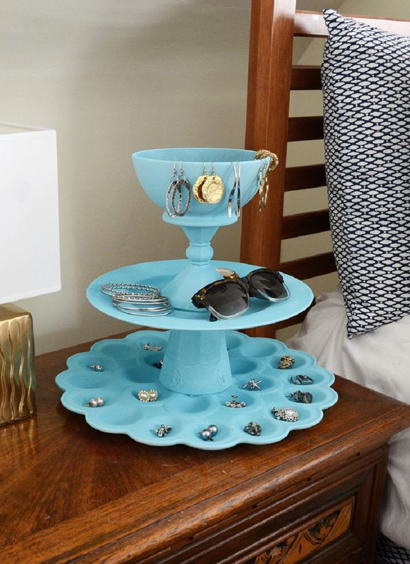 From Upcycle Old Dishes