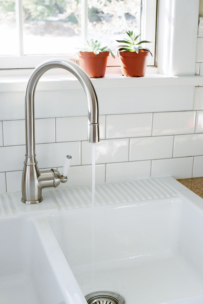 Give A New Look For The Sink