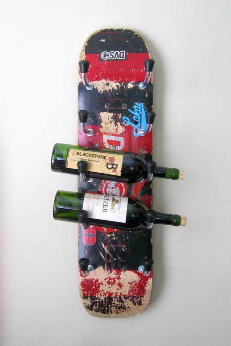 Wine Rack Snowboard