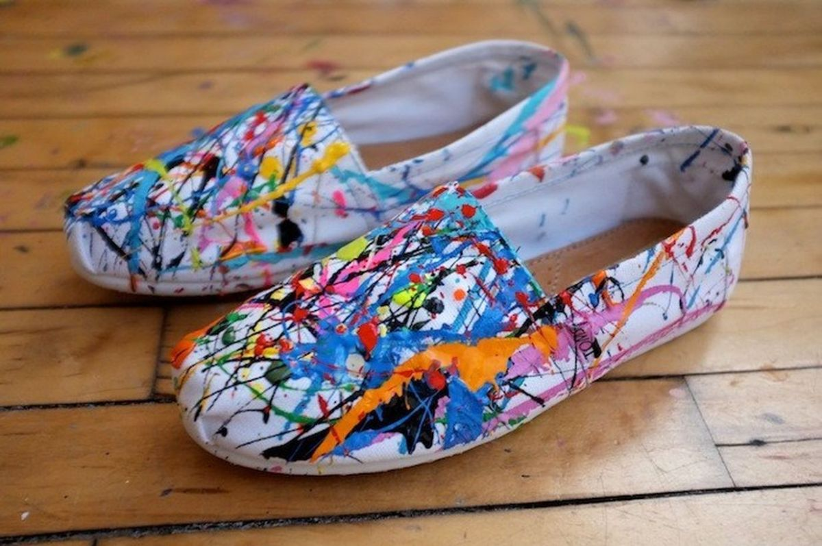 20 Pretty Diy Shoes Ideas For More Stylish And Unique Look Godiygo Com