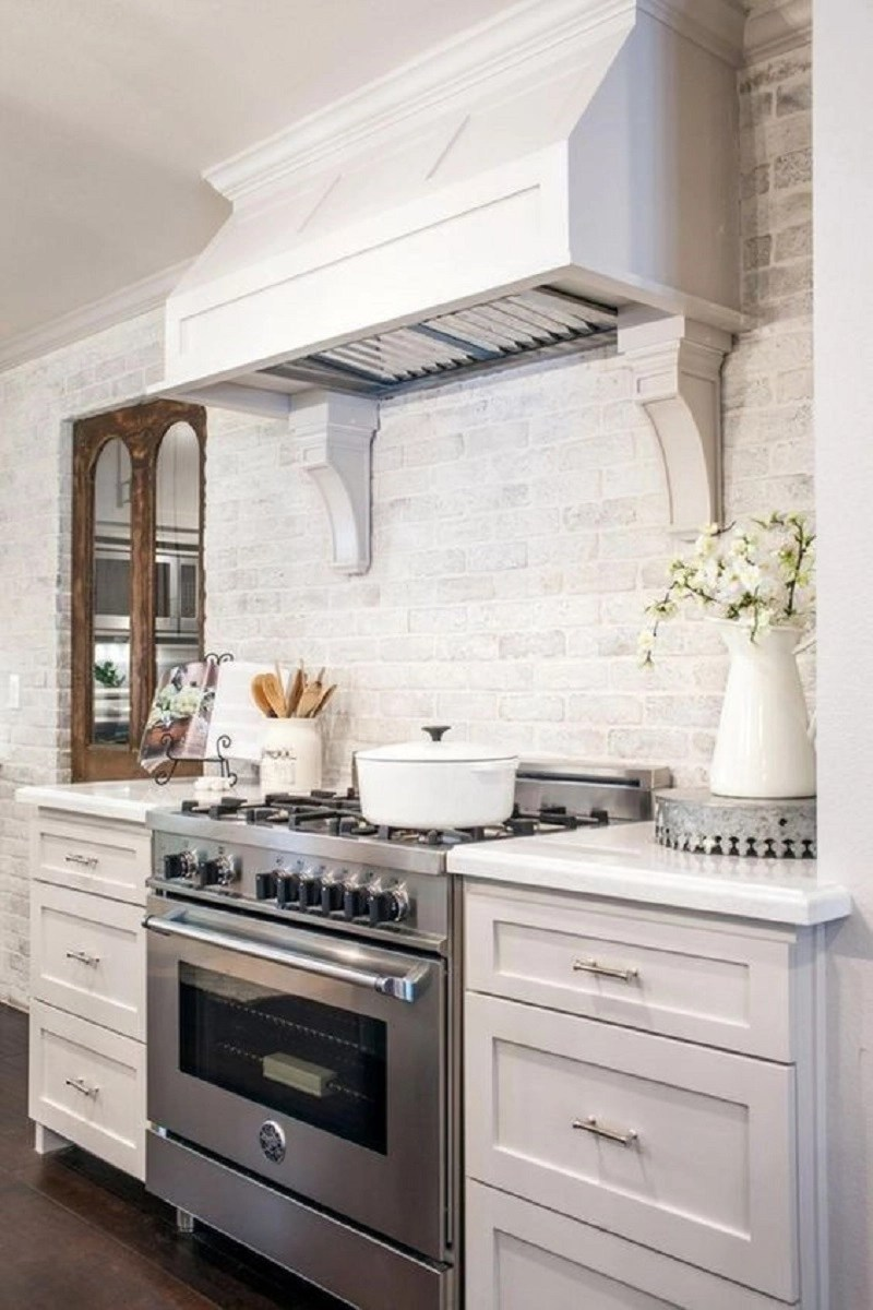 Traditionally elegant kitchen look