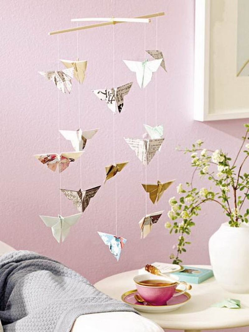 Creative Paper Crafts Project During Your Free Time Godiygo Com,Best White Paint Colors For Walls Sherwin Williams
