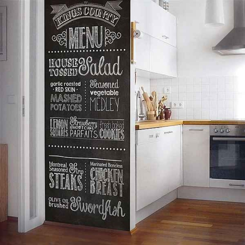 6 Creative Ways To Decorate Your Kitchen Wall Godiygo Com