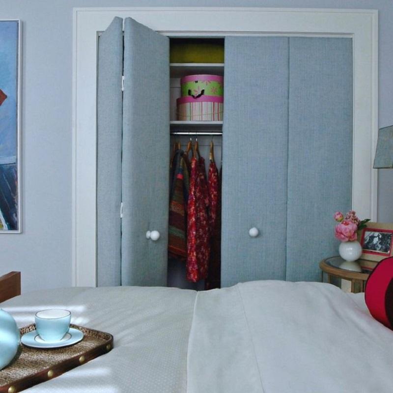 Awesome closet doors