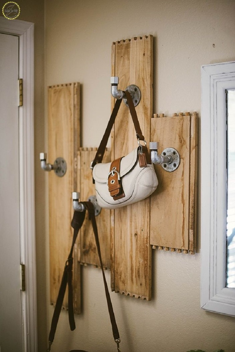Farmhouse DIY Hat Rack Ideas For Hat Collection To Keep Your Space Save