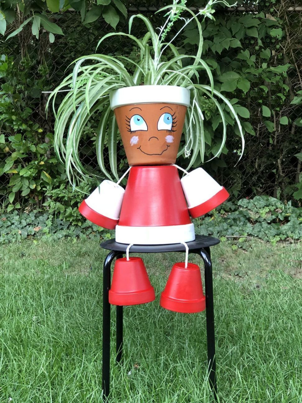 Flower pot people DIY Clay Pot Crafts To Show Off Your Creativity Indoor And Outdoor