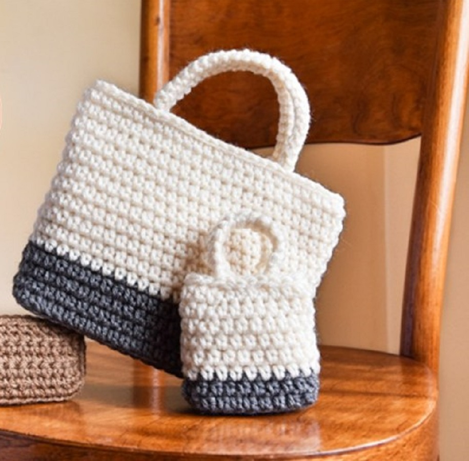 Crochet gift bag Superlative DIY Gift Bag Ideas You Can Create For Every Occasion
