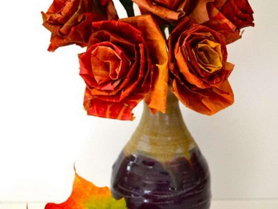 DIY Numerous Elegant Ways To Decorate With Leaf This Fall
