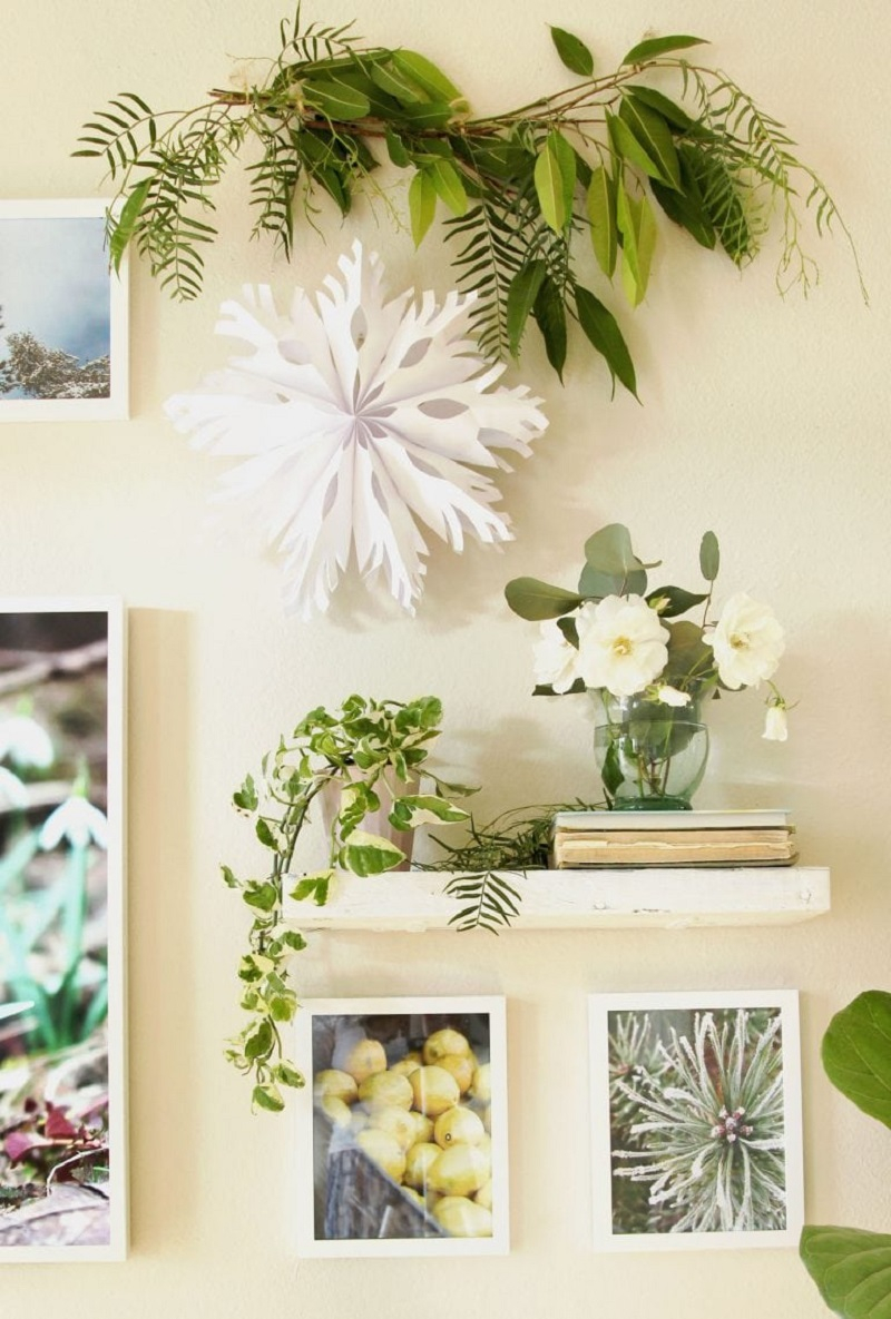 Incorporate floating shelves Spectacular DIY Ideas To Create Foremost Dorm Room Décor