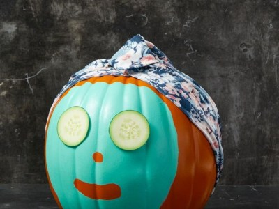 Festive DIY No-Carve Pumpkins Ideas That Are Easy To Copy For This Halloween