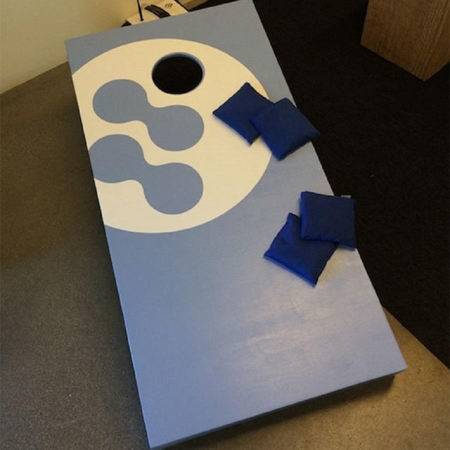 Cornhole game set DIY Cornhole Board Plans You Can Create Now For Your Backyard