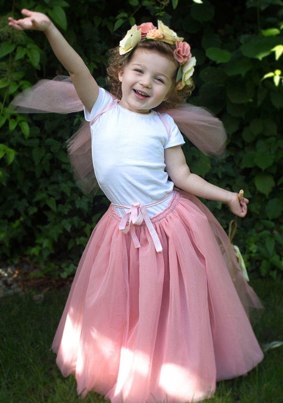 Diy fairy princess costume DIY Prettiest Princess Costume Ideas To Shine In Your Halloween Celebration