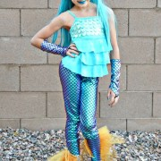 DIY Mermaid Costume Ideas For Adults And Kids You Can Make This Halloween