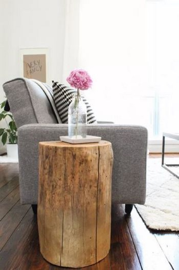 Diy ombre side table