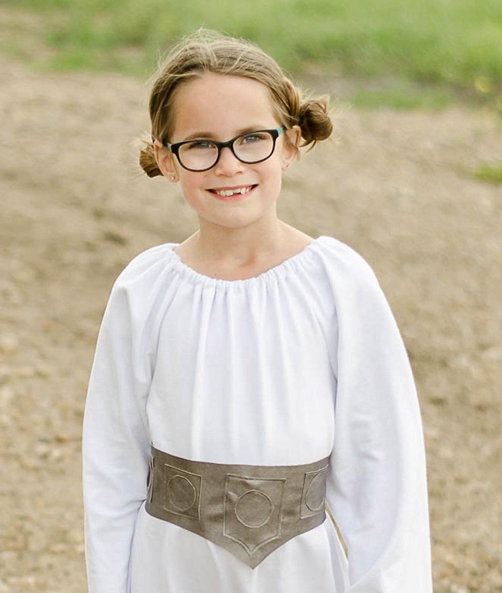 Diy princess leia costume DIY Prettiest Princess Costume Ideas To Shine In Your Halloween Celebration