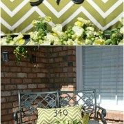 DIY Unique Ideas of House Number You Can Create To Advance Your Home Presentation