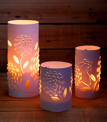 DIY Christmas Luminaries Ideas To Beautify Your Adorable Christmas Moments