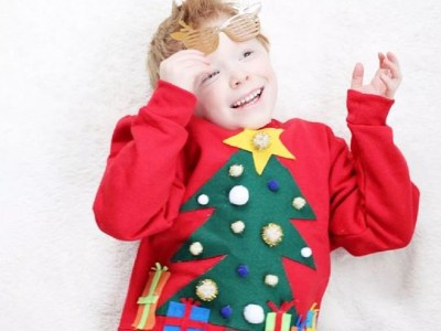 Handmade ugly christmas sweater design ideas that you can finish in minutes