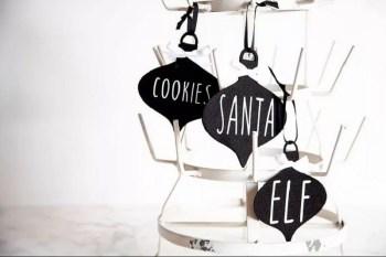 Simple felt ornament for christmas