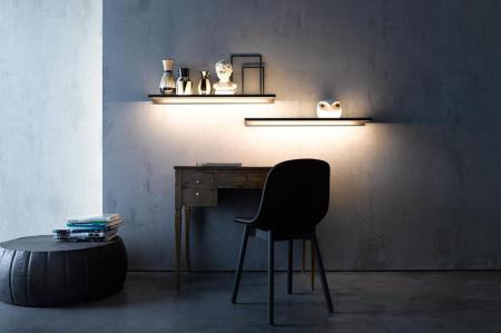 Cool shelves lighting