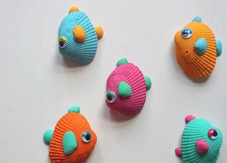 Diy cute fish