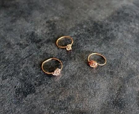 Fabulous stacking ring
