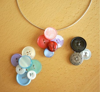 Special Edition Button Crafts For The Entire Family To Try