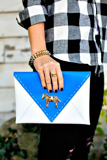 Fabolous DIY Clutch Without Breaking Your Bank